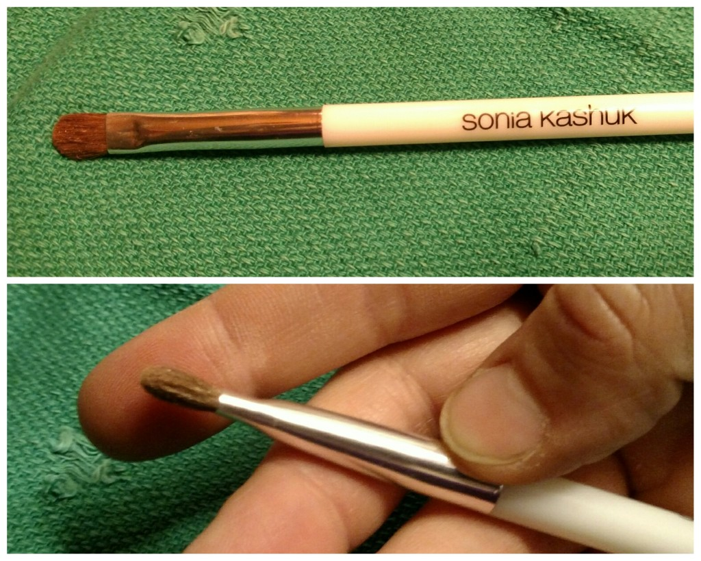 A great little brush!